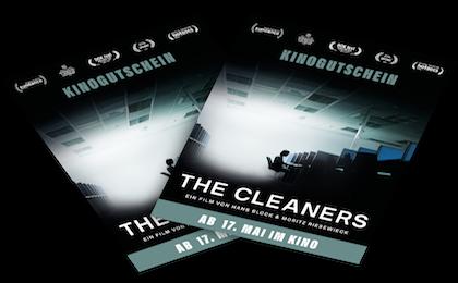 Gewinnspiel: THE CLEANERS - Kinostart am 17.05.2018