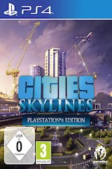 Cities Skylines PS4 Edition