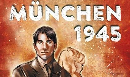 Reingelunzt: München 1945 #3