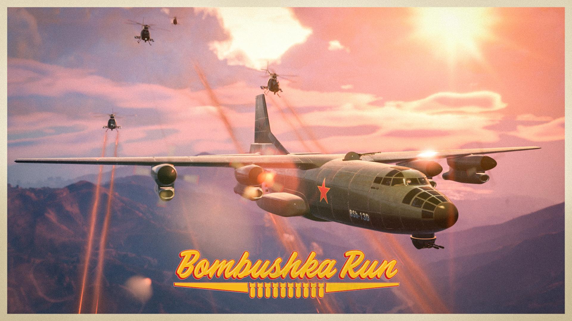 GTA Online -  neues Flugzeug + Gegner-Modus verfügbar