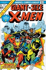 Old but Gold - X-Men Archiv Schuber 1 (Giant Size X-Men)