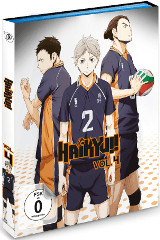 Haikyu!! Volume 4