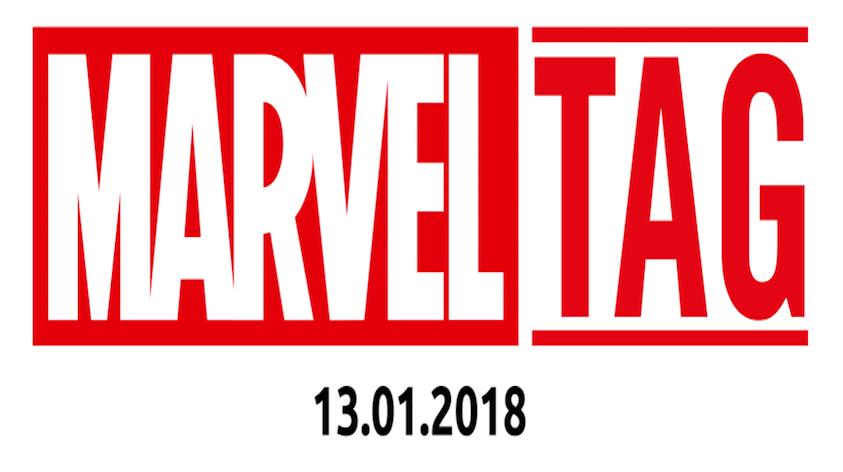 Marvel-Tag 2018!