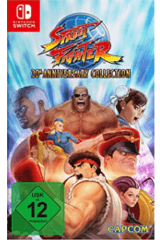 Street Fighter 30th Anniverary Collection