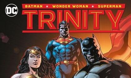 Trinity 3: Finstere Pfade
