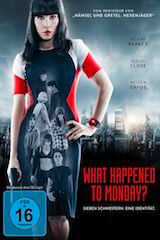 Gewinnspiel: WHAT HAPPENED TO MONDAY?