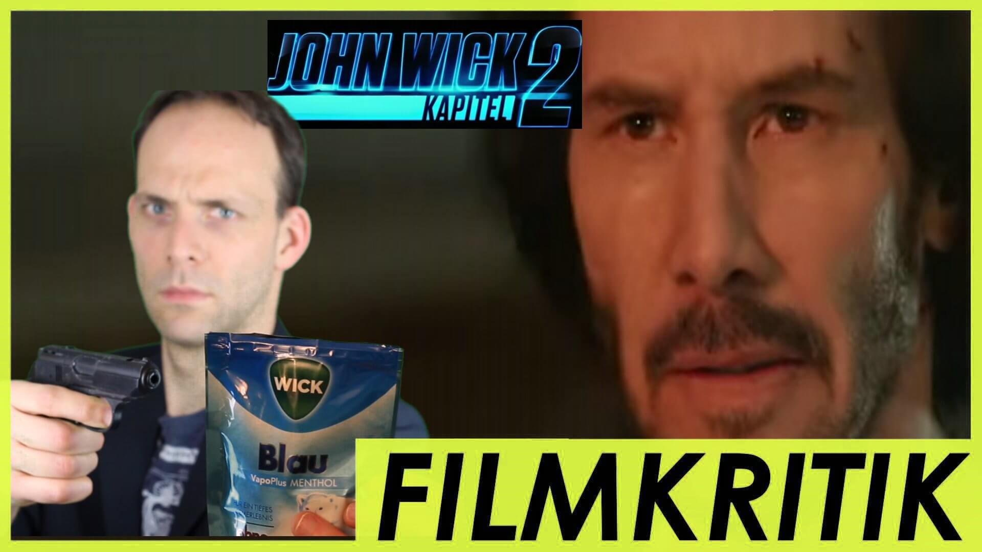 John Wick - Chapter 2 - Review
